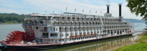 Take A RiverBoat Cruise one evening during your stay at Castle La Crosse.