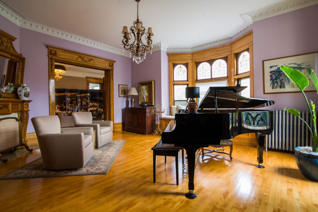 Castle La Crosse Bed and Breakfast - Home Page